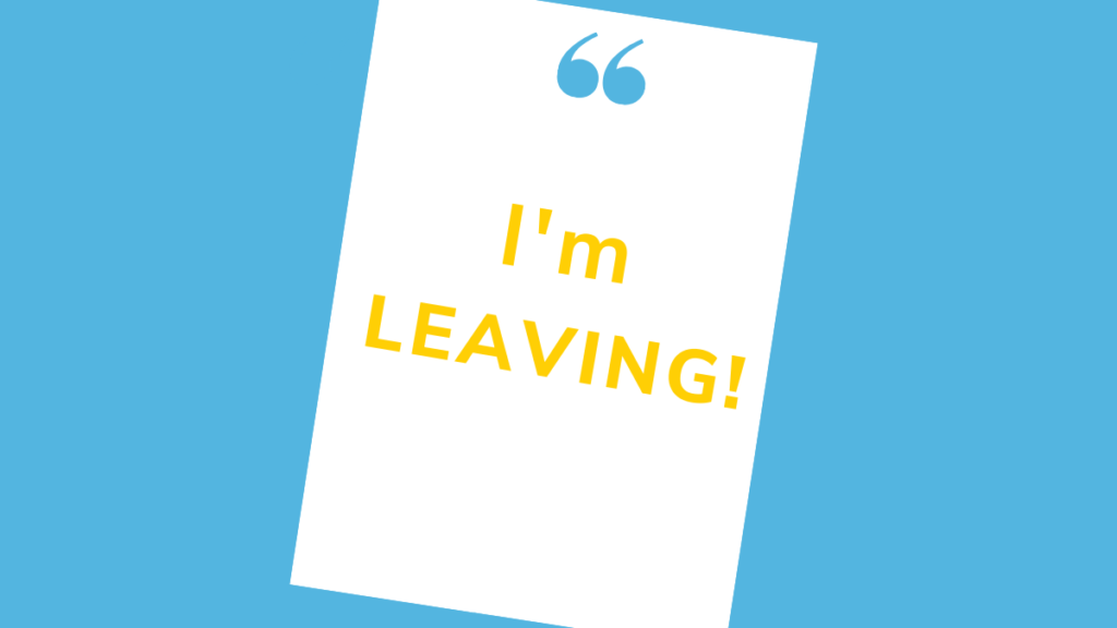 Staff exit interviews that improve retention and recruitment